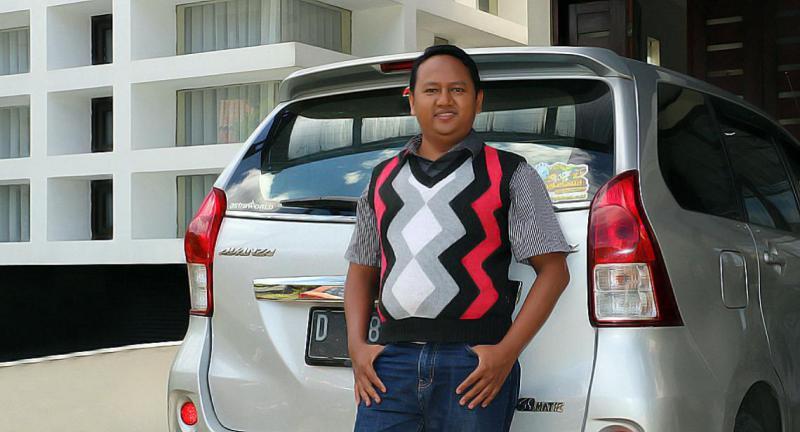 Arief SEFT, Menekuni Bisnis Training SEFT dan SEFT Mentoring dengan Sistem Online
